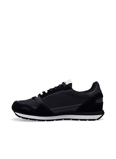 Emporio Armani  Casual Ayakkabı Erkek Ayakkabı X4X537 Xm678 N639 Siyah